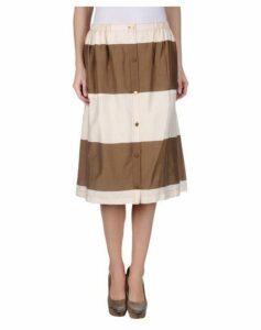 MAURO GRIFONI SKIRTS 3/4 length skirts Women on YOOX.COM