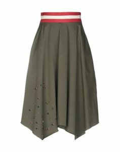 BAZAR DELUXE SKIRTS Knee length skirts Women on YOOX.COM