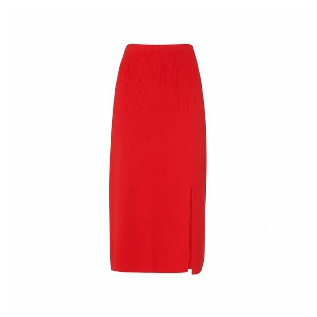 Kitri Olympia Rib Knit Skirt