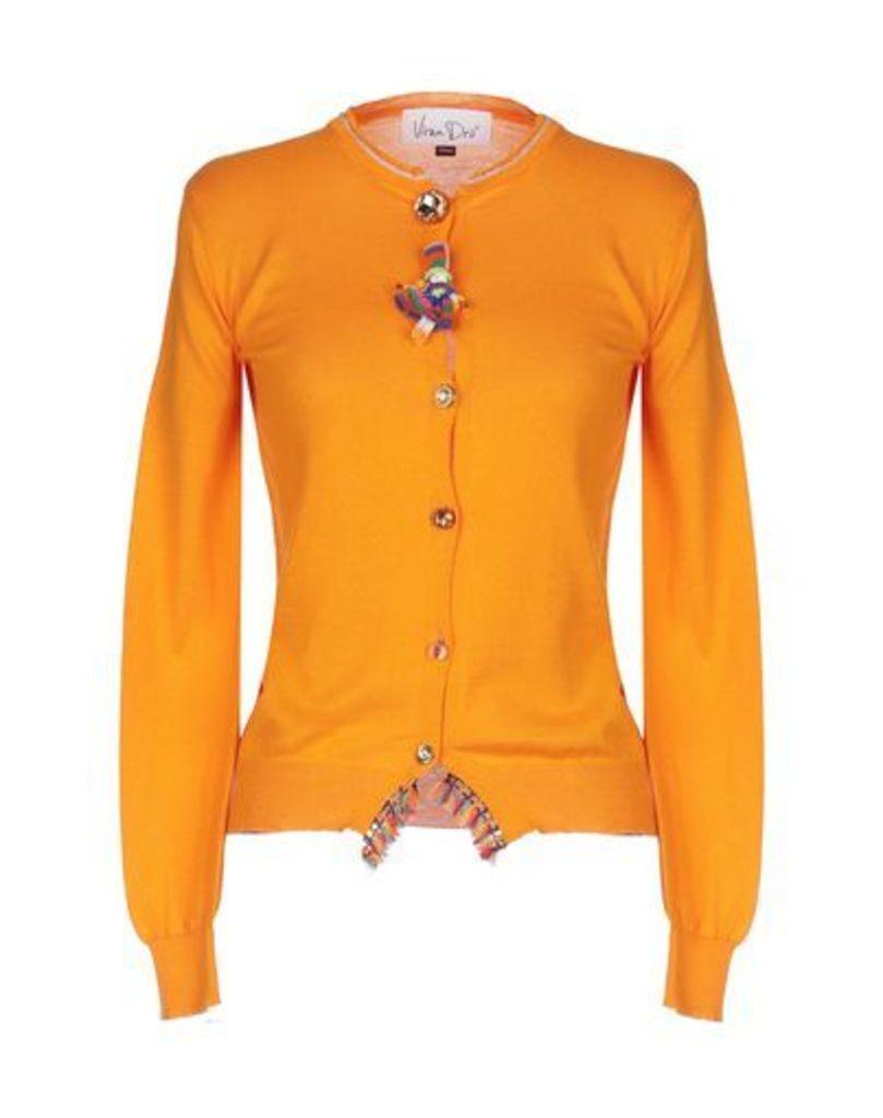 VIRNA DRÒ® KNITWEAR Cardigans Women on YOOX.COM