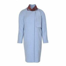 Boo Pala London Baby Blue Coat