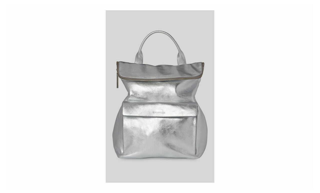 Metallic Verity Backpack