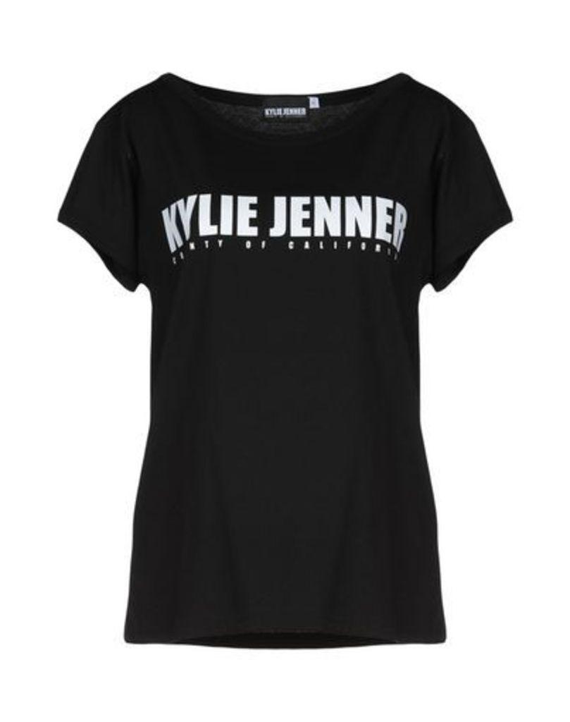 KYLIE JENNER TOPWEAR T-shirts Women on YOOX.COM