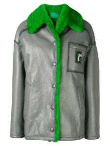 Prada worker coat - Grey