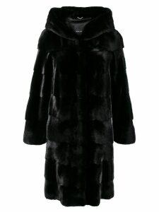 Cara Mila Penelope coat - Black