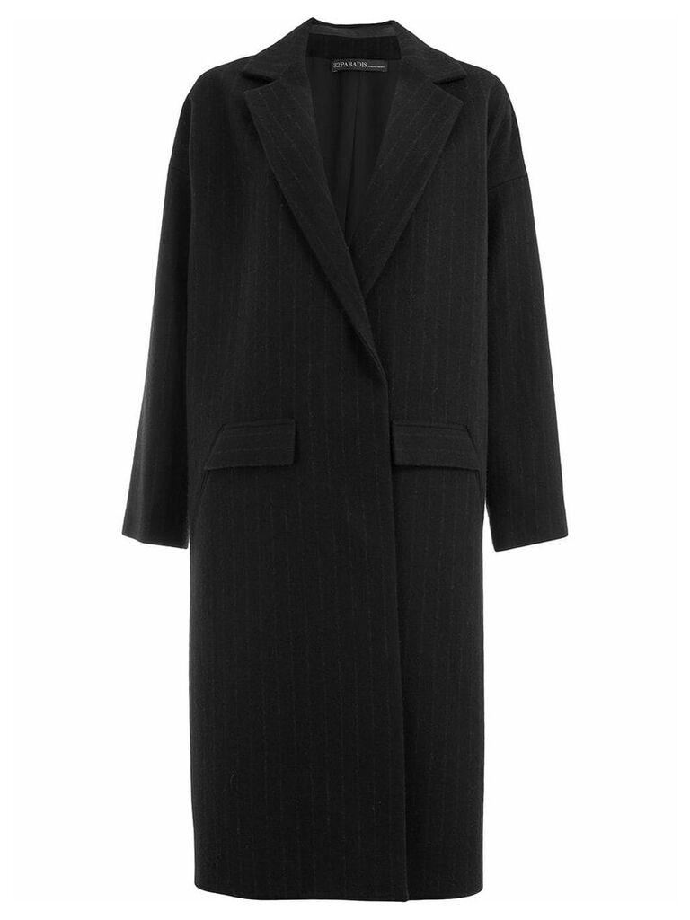32 Paradis Sprung Frères oversized tailored jacket - Black