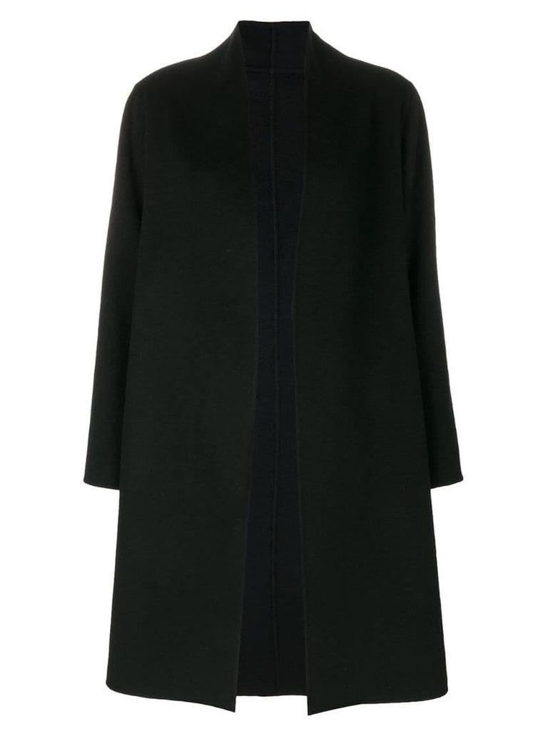 Liska boxy coat - Black