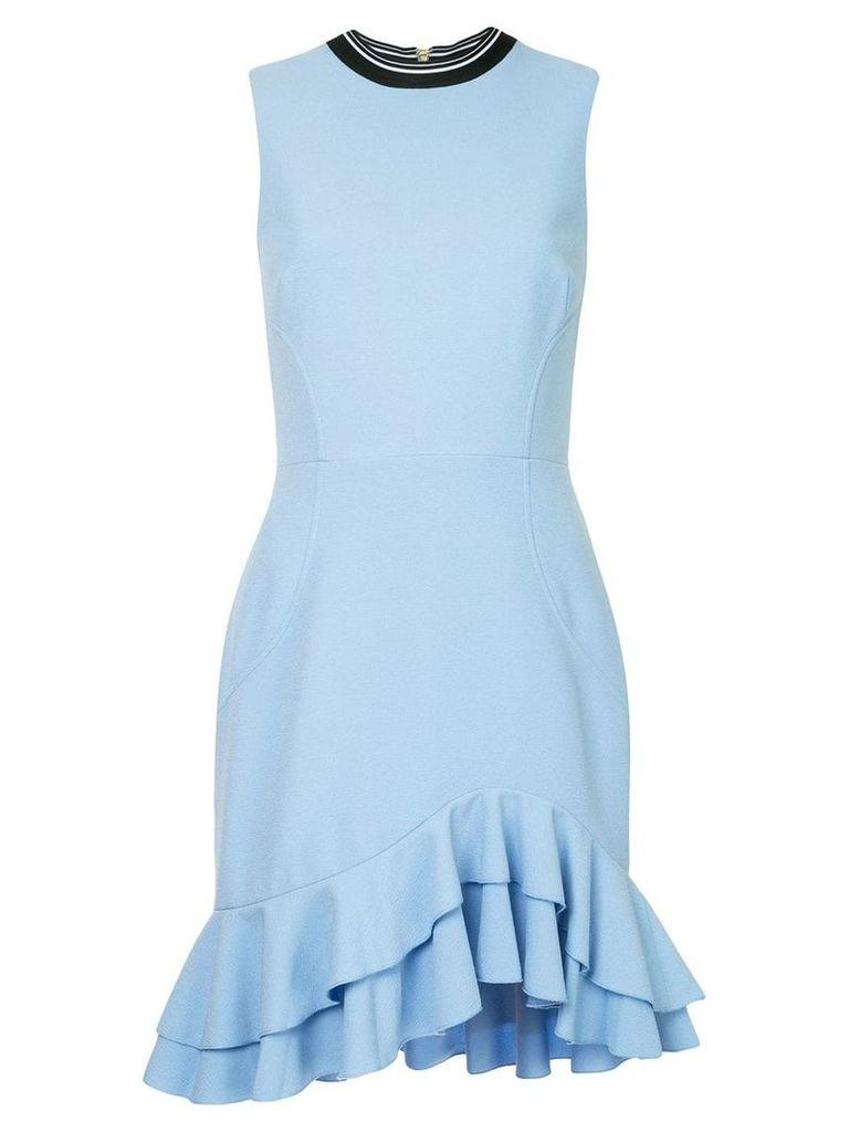 Rebecca Vallance Yves mini dress - Blue