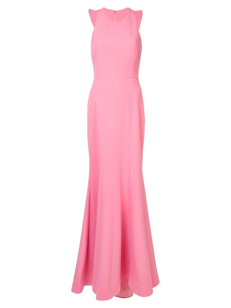 Rebecca Vallance Love bow gown - Pink