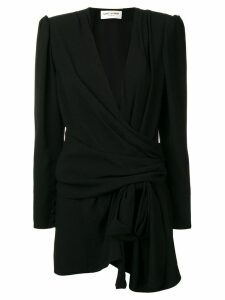 Saint Laurent Sablet mini dress - Black