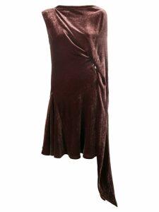 Salvatore Ferragamo flared loose dress