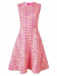 Prada sleeveless A-line dress - Pink