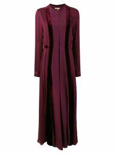 Zeus+Dione Justina dress - Purple