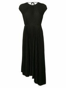 MSGM pleated dress - Black