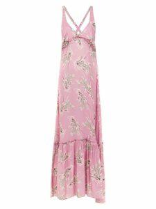 Clube Bossa halterneck Demuze dress - Pink