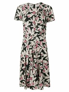 Isabel Marant Étoile floral printed dress - Multicolour