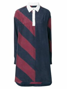 Tommy Hilfiger Rugby stripe dress - Blue