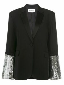 Monse sequin embellished blazer - Black