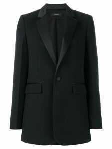 Joseph evening single-breasted blazer - Black