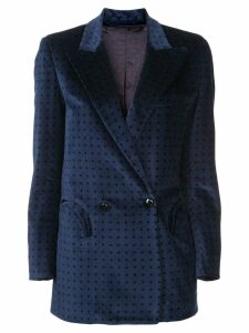 Blazé Milano Oh La La Royal Everyday Blazer - Blue