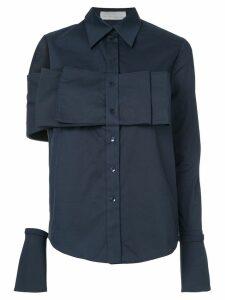 Juan Hernandez Daels Calima blouse - Blue