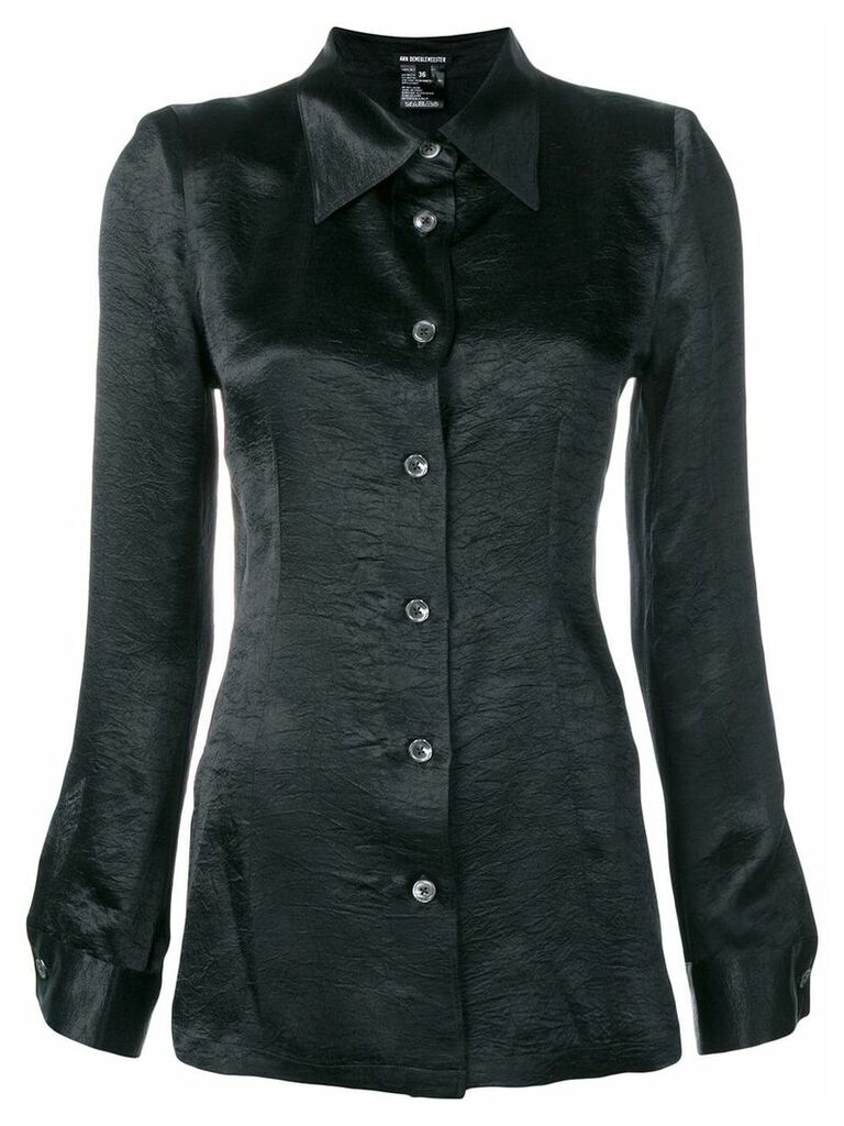 Ann Demeulemeester Lambeth shirt - Black