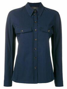 Joseph chest pocket shirt - Blue