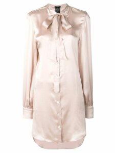 Ann Demeulemeester silk shirt - Pink