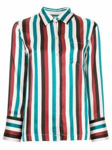 Asceno striped shirt - Multicolour
