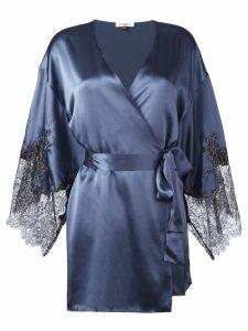 Gilda & Pearl 'Hour Before Dawn' kimono - Blue
