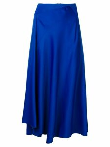 Joseph draped skirt - Blue