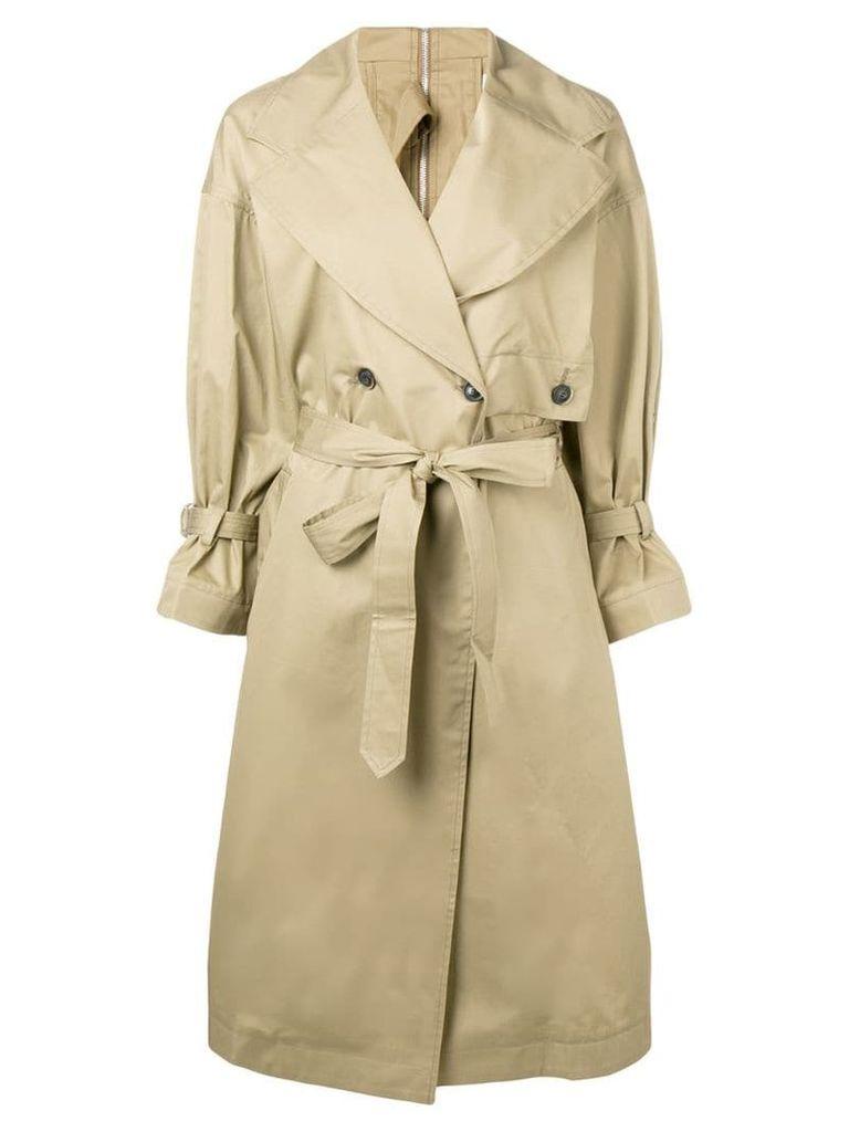Teija Takki trench coat - Neutrals