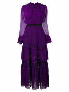Three Floor Ultralicious dress - PURPLE