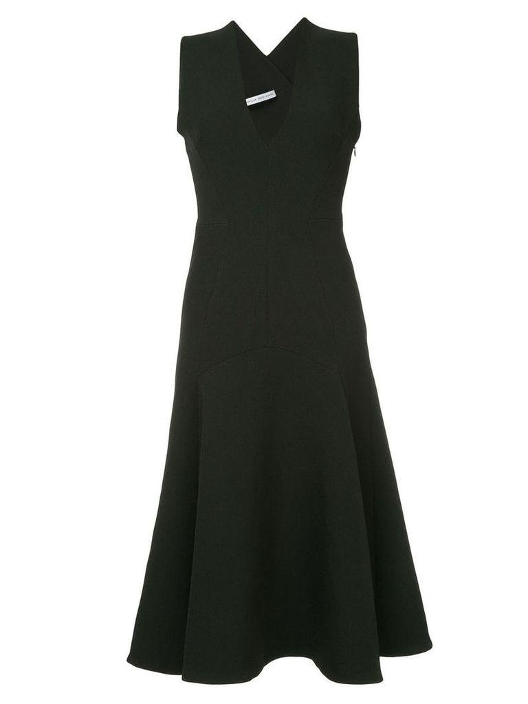 CAMILLA AND MARC Ames V-neck dress - Black