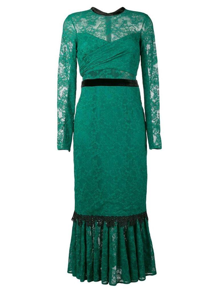 Three Floor Ursula dress - Green