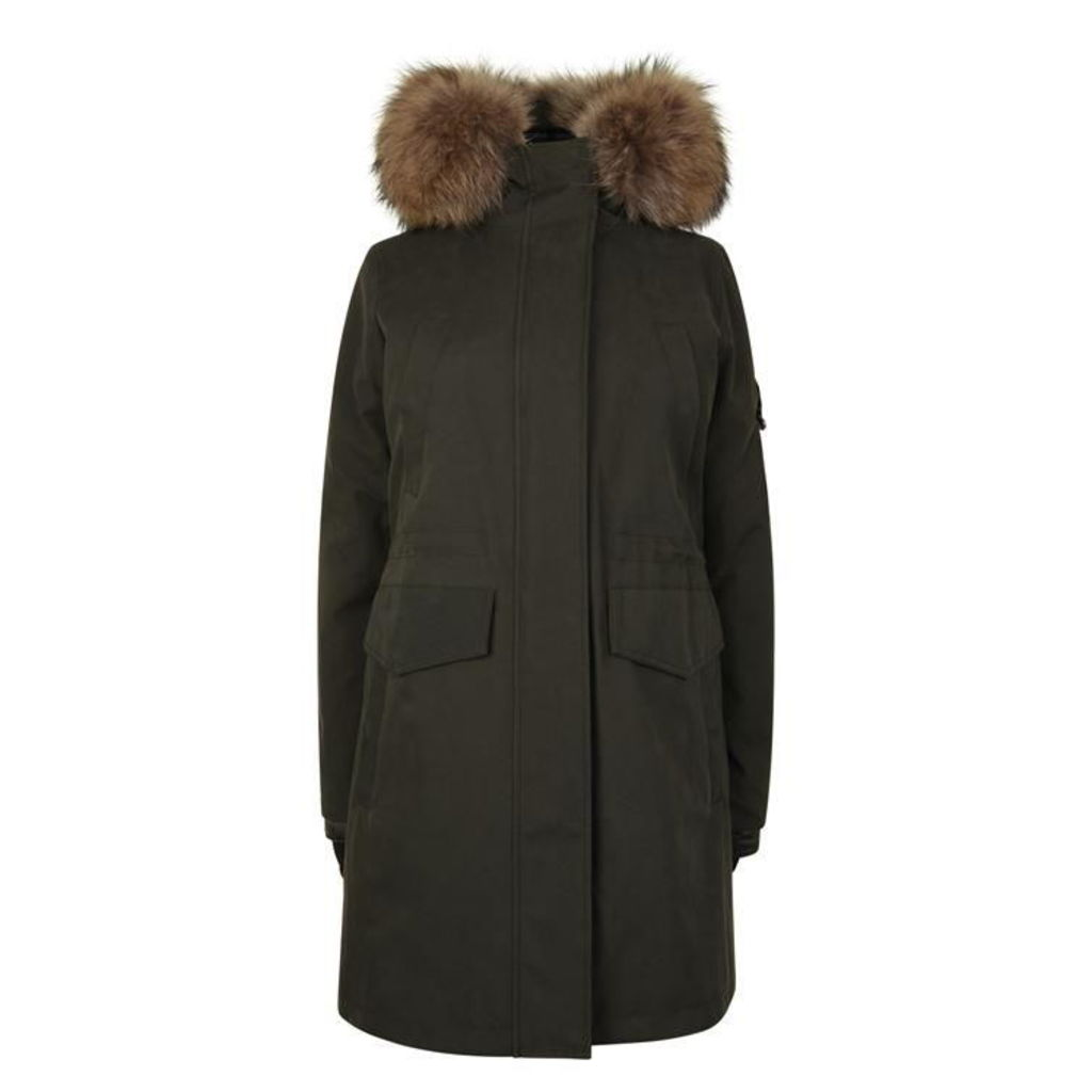 49WINTERS Fulham Long Parka Jacket