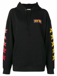 6397 New York hoodie - Black