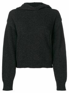 Nanushka hooded jumper - Grey