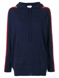 Allude hooded jumper - Blue