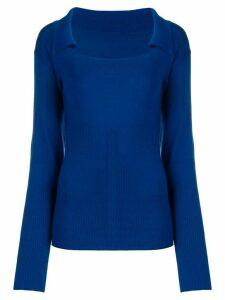 Jacquemus Praio sweater - Blue