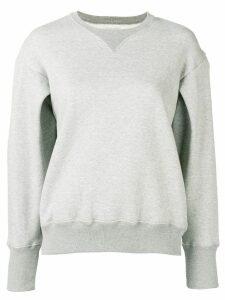 Facetasm round neck sweatshirt - Grey
