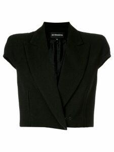 Ann Demeulemeester Laine waistcoat - Black