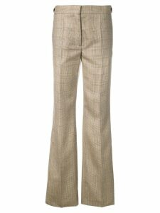 Sonia Rykiel classic tailored trousers - Brown