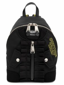 Moschino Bomber Couture Wars backpack - Black