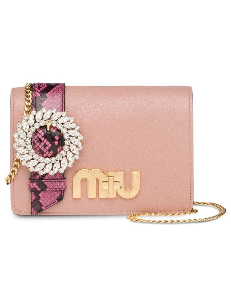 Miu Miu My Miu bag - Pink