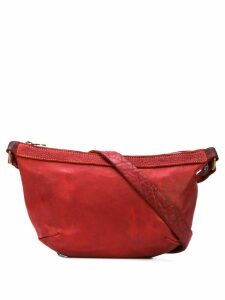Guidi messenger bag - Red