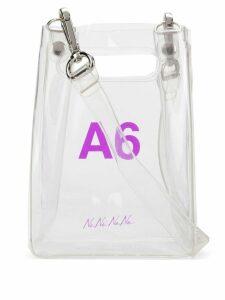 Nana-Nana A6 shoulder bag - White