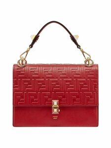 Fendi Kan I shoulder bag - Red