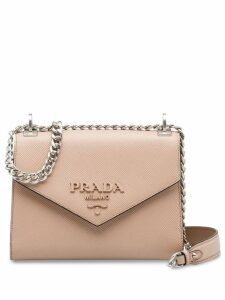 Prada Prada Monochrome Saffiano leather bag - Pink