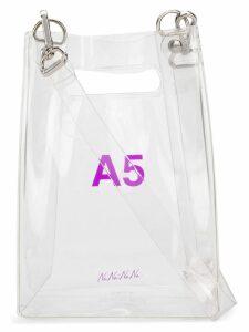 Nana-Nana A5 shoulder bag - White